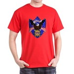 Independence Day Eagle Dark T-Shirt