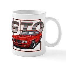 Red Pontiac GTO Mug