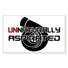Unnaturally Aspirated Decal