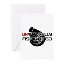 Unnaturally Aspirated Greeting Cards (Pk of 20)