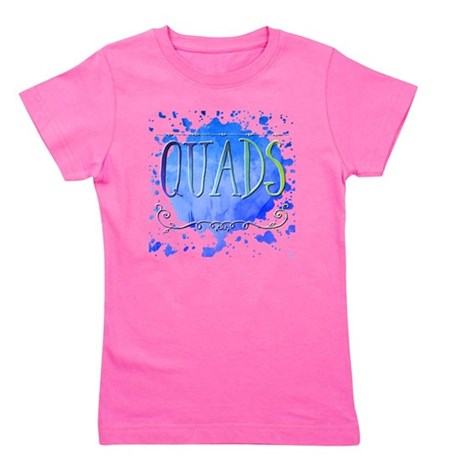 Blue and Pink Awareness Ribbo Organic Toddler T-Sh