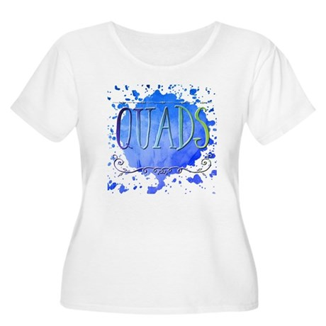 Blue and Pink Awareness Ribbo Organic Kids T-Shirt