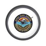 North Slope Borough PD Wall Clock