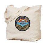 North Slope Borough PD Tote Bag