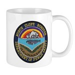 North Slope Borough PD Mug