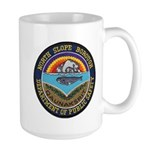 North Slope Borough PD Large Mug