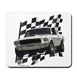 Unique Race car Mousepad