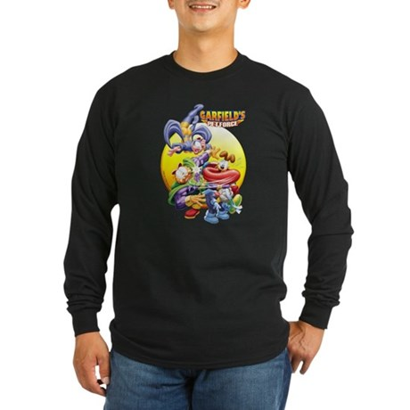 Pet Force Fun Long Sleeve Dark T-Shirt