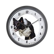 Cute Breed Wall Clock