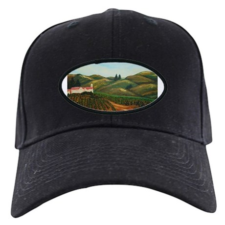 Napa Vineyards Black Cap