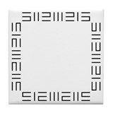 Siemens Family Tile Coaster