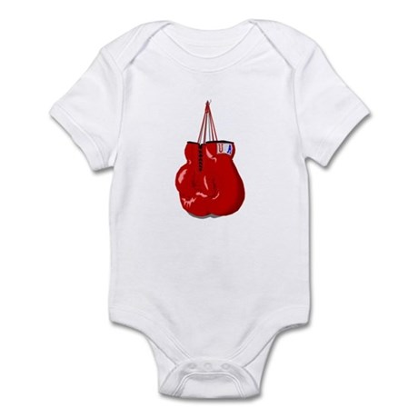 Boxing Gloves Infant Creeper
