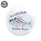 "Roosterfish 3.5"" Button (10 pack)"