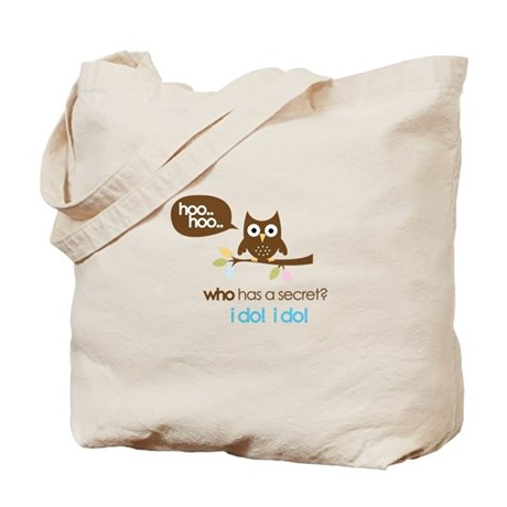 big sister to be shirts owl Tote Bag