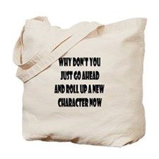 Just go ahead and make a new Tote Bag