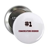 "Number 1 COMMUNICATIONS ENGINEER 2.25"" Button"