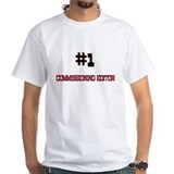 Number 1 COMMISSIONING EDITOR Shirt