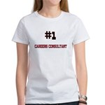 Number 1 CAREERS CONSULTANT Women's T-Shirt