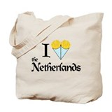 I Love NL Tote Bag
