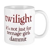 twilight, Not Just for Teenag Small Mug