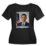 Barack Obama Free Stuff Women's Plus Size Scoop Ne