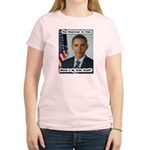 Barack Obama Free Stuff Women's Light T-Shirt