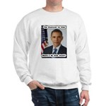 Barack Obama Free Stuff Sweatshirt