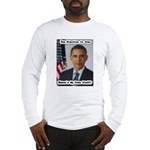 Barack Obama Free Stuff Long Sleeve T-Shirt