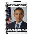 Barack Obama Free Stuff Journal