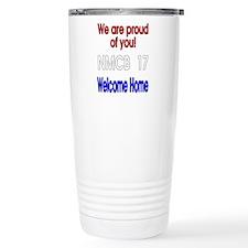 Proud of you NMCB 17 Travel Mug