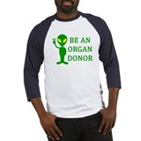Be An Organ Donor Baseball Jersey