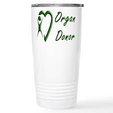 Organ Donor Travel Mug