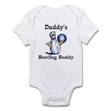 Daddy's Bowling Buddy Onesie