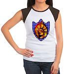 Liberty Endures Women's Cap Sleeve T-Shirt