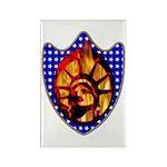 Liberty Endures Rectangle Magnet (100 pack)