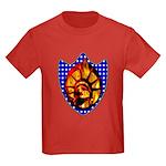 Liberty Endures Kids Dark T-Shirt