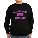 Pink - Old School Trekkie Sweatshirt (dark)