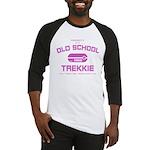 Pink - Old School Trekkie Baseball Jersey