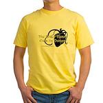 The Bitter Heart Yellow T-Shirt