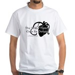 The Bitter Heart White T-Shirt