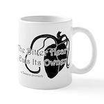 The Bitter Heart Mug
