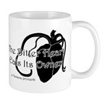 The Bitter Heart Mug