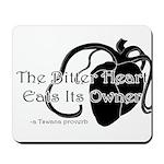The Bitter Heart Mousepad