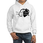 The Bitter Heart Hooded Sweatshirt
