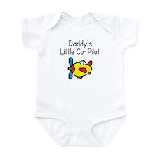 Daddy's Little Co-pilot Onesie