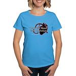 The Bitter Heart Women's Dark T-Shirt