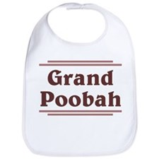 Grand Poobah Bib