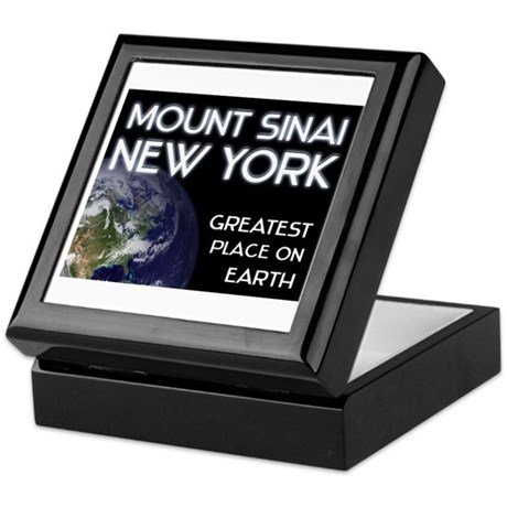 mount sinai new york - greatest place on earth Kee