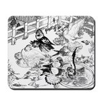 English Trumpeter Group Mousepad