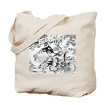 English Trumpeter Group Tote Bag